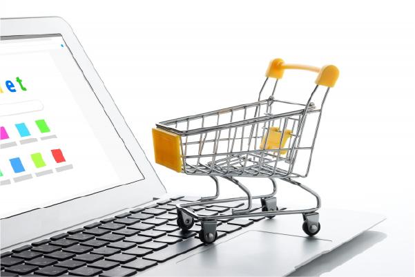 パソコンで買物